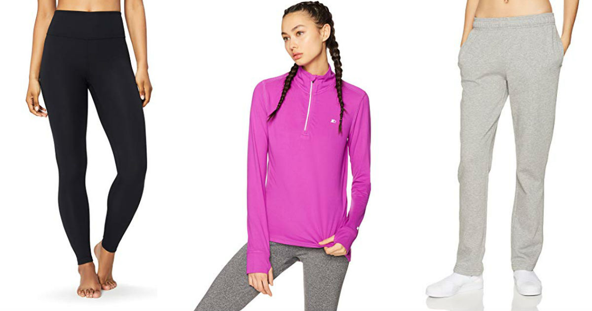 Up to 50% Off Women's Activewear on Amazon