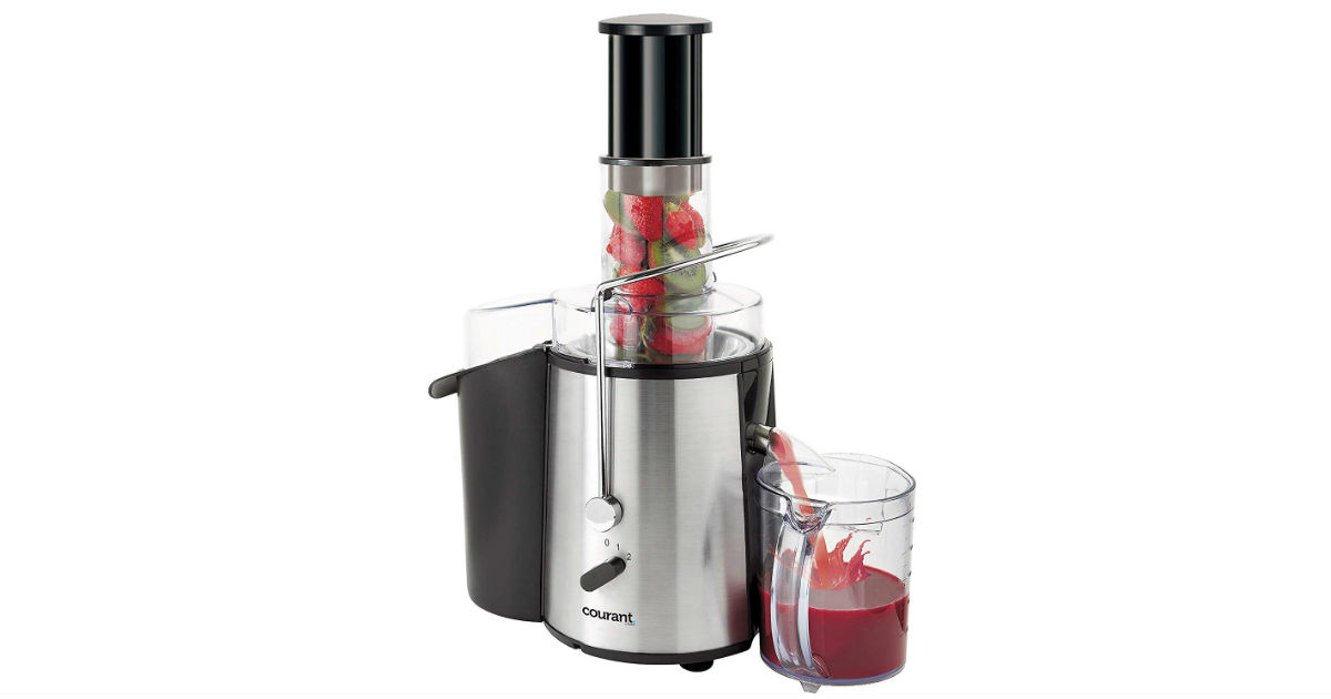 Courant Juicer ONLY $48.26 on Amazon (Reg. $100)