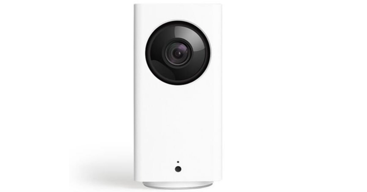 Wyze Labs WiFi Indoor Smart Home Camera ONLY $19.99 Shipped
