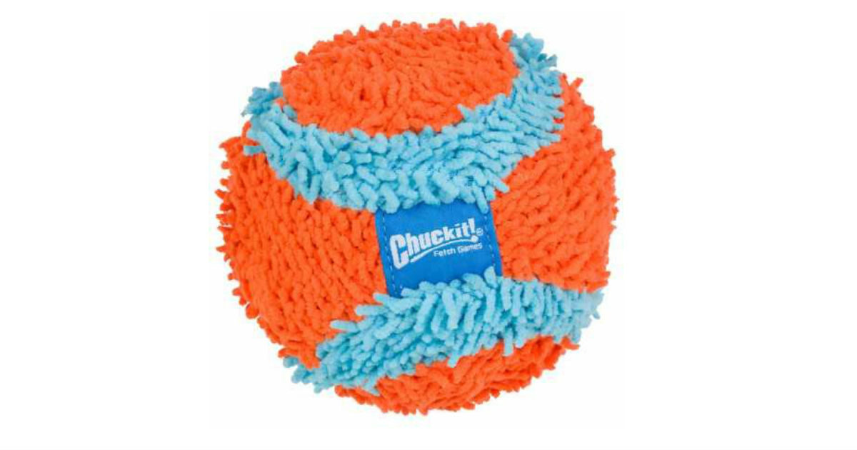 Chuckit! Indoor Ball Dog Toy ONLY $3.99 (Reg. $10)