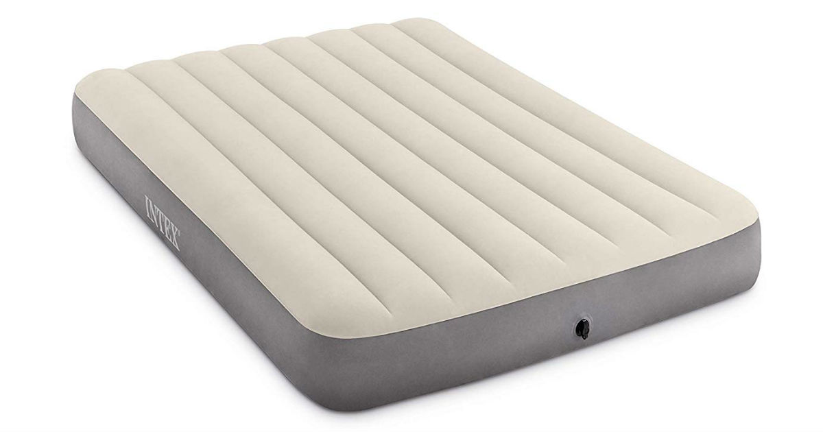 Intex Dura-Beam Airbed ONLY $12.09 (Reg. $21)