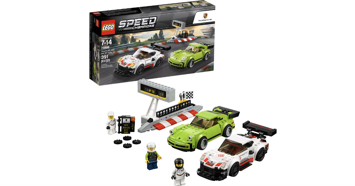 LEGO Speed Champions Porsche ONLY $19.99 (Reg $30)