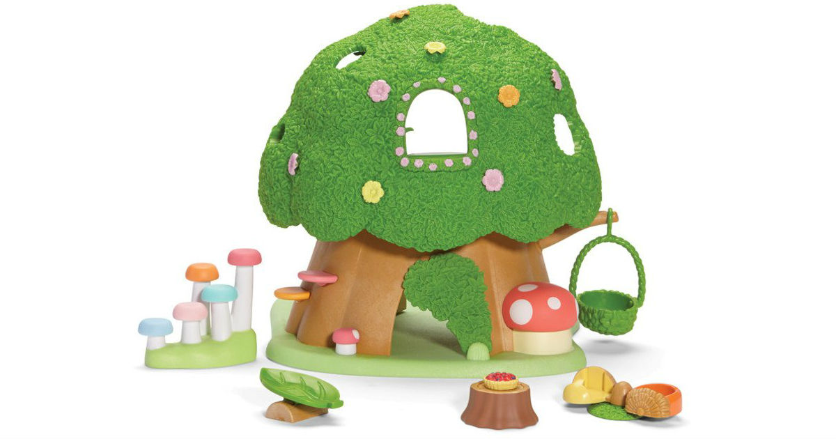 Calico Critters Baby Discovery Forest ONLY $15.99 (Reg. $40)