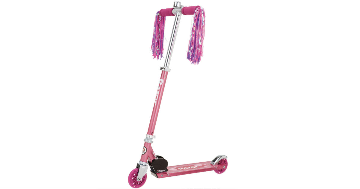Razor A Kick Scooter Sweet Pea ONLY $27.72 (Reg $40)