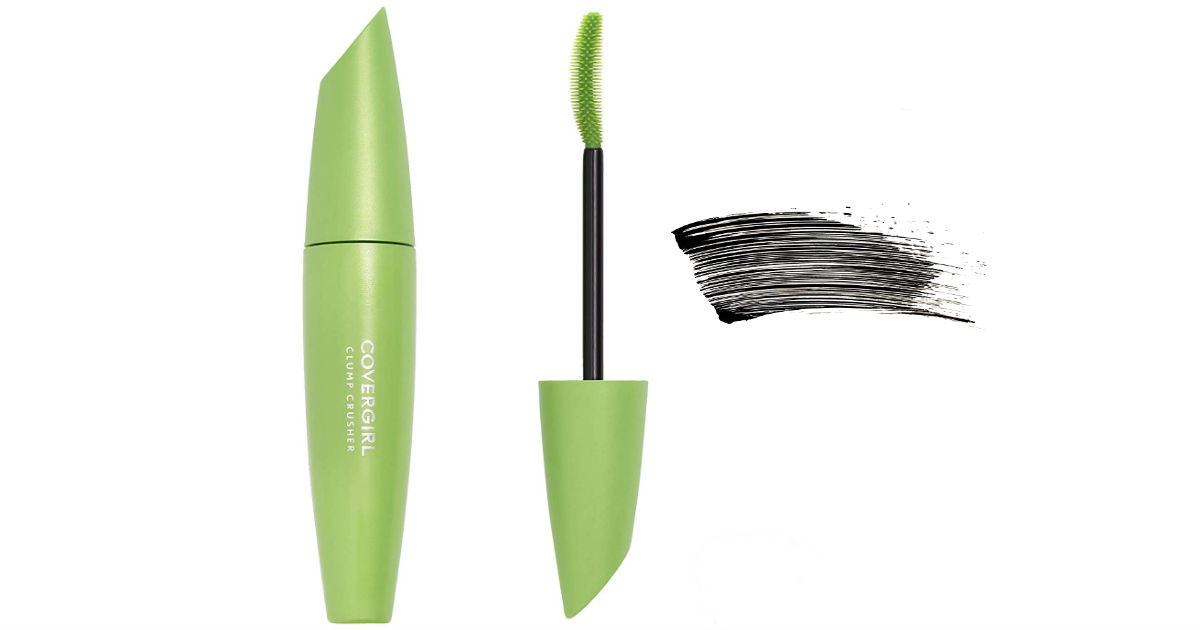 CoverGirl Clump Crusher LashBlast Mascara ONLY $2.18 Shipped