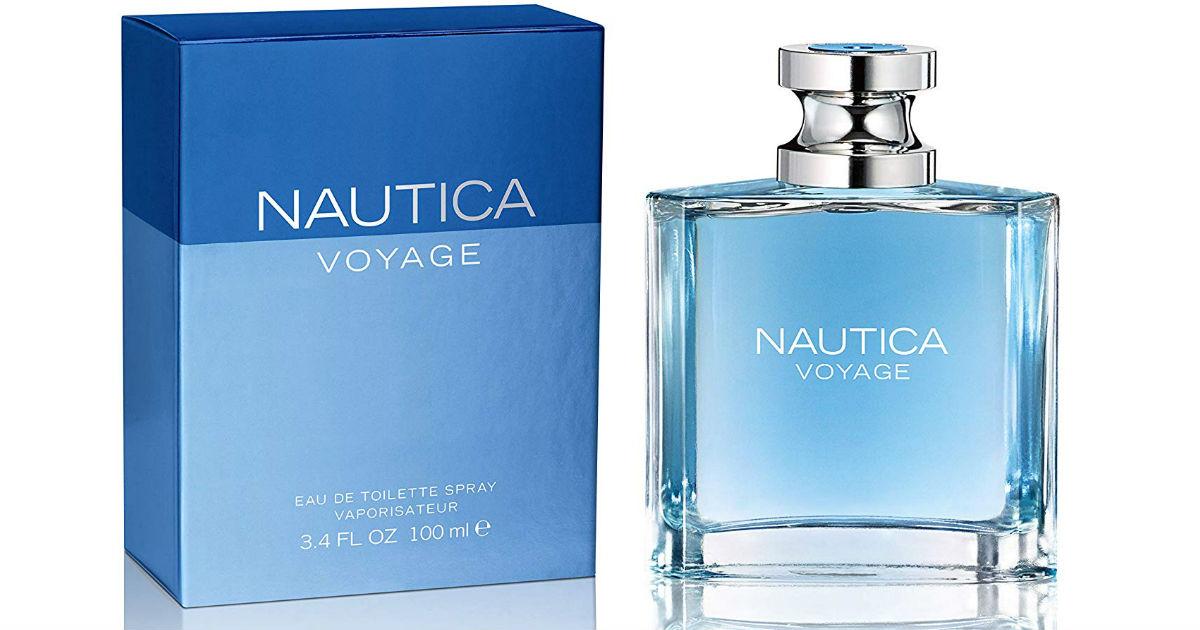 Nautica Voyage Eau de Toilette ONLY $12.50 (Reg $60)
