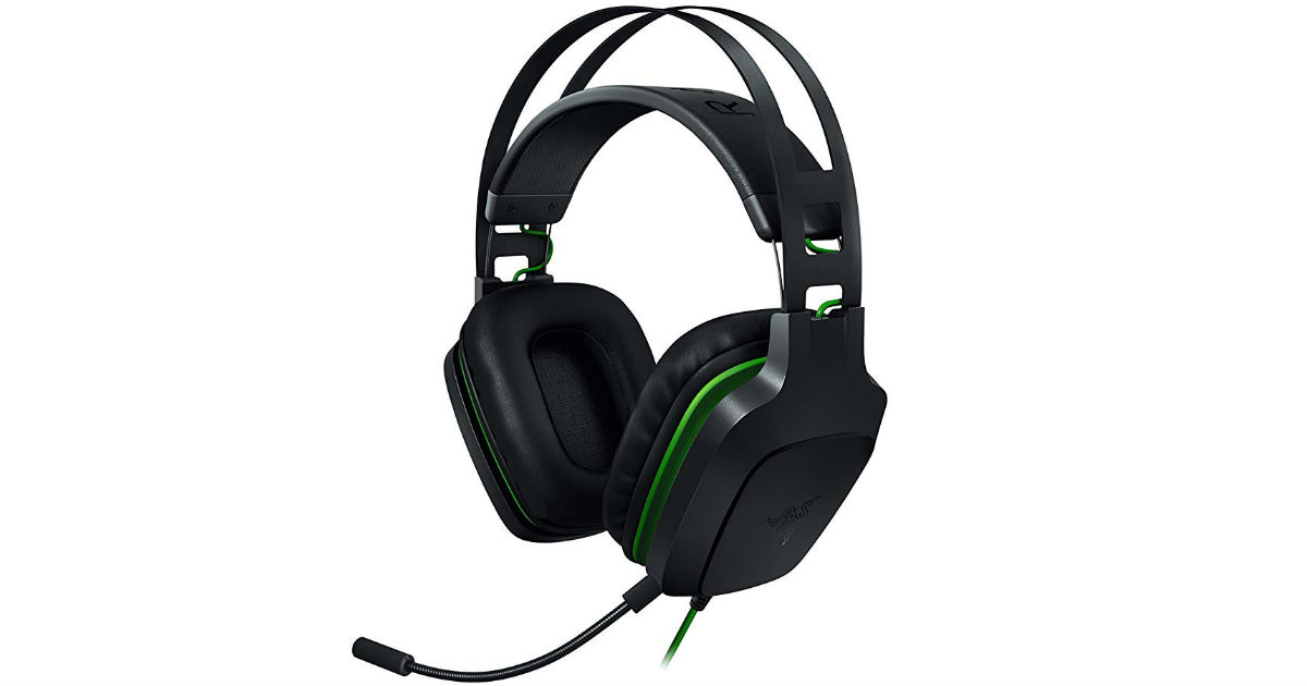 Razer Electra Gaming Headset ONLY $31.99 (Reg $60)