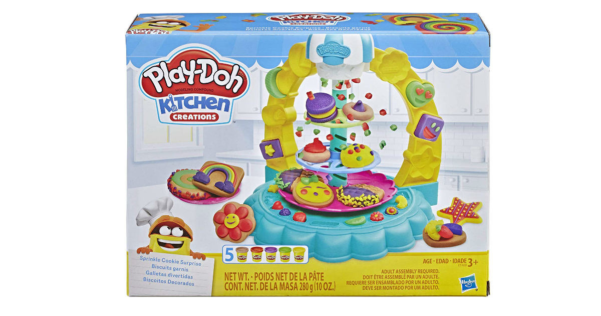 Play-Doh Sprinkle Cookie Surprise ONLY $7.49 (Reg. $15)
