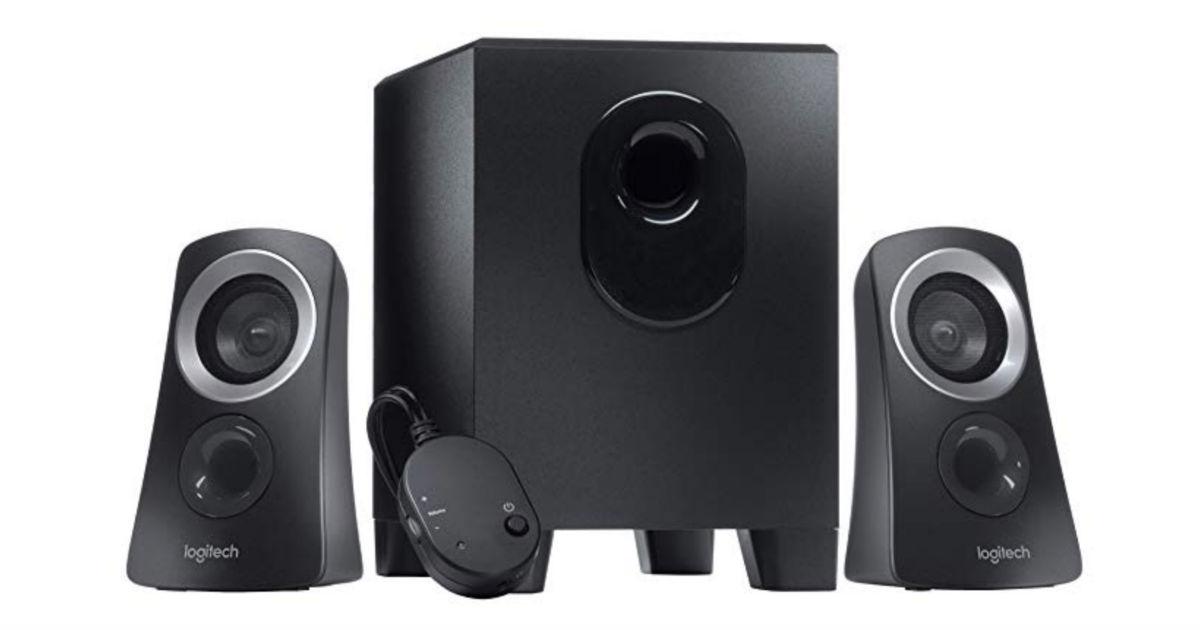 Logitech Speaker System ONLY $27.72 Shipped