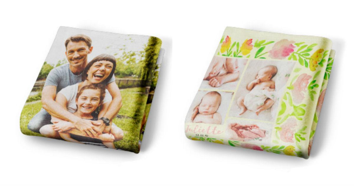 Custom Fleece Blankets Only $12.99 at York Photo (Reg. $60)