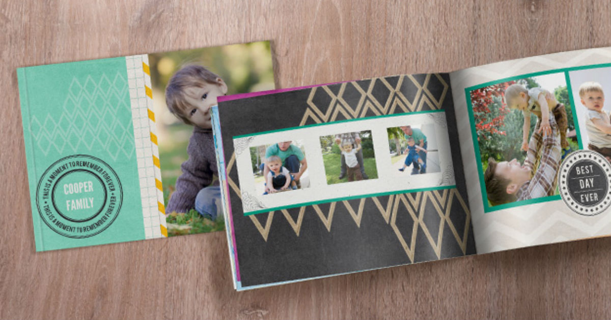 Free Softcover Photo Book at York Photo (Reg. $13)