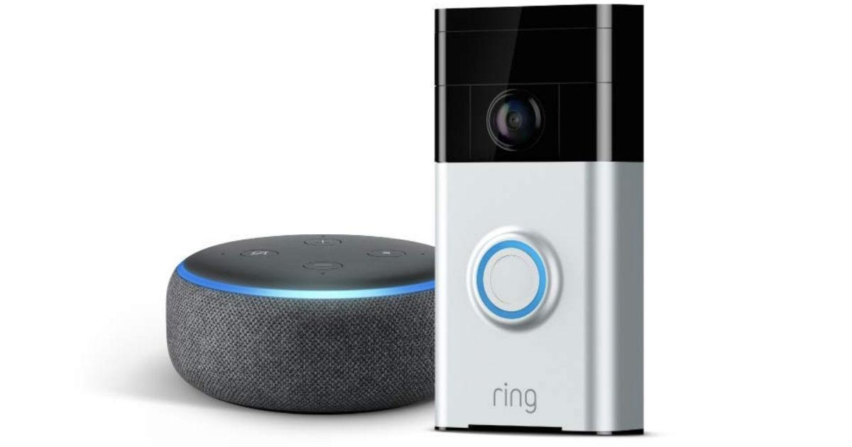 Ring Video Doorbell AND Echo D...