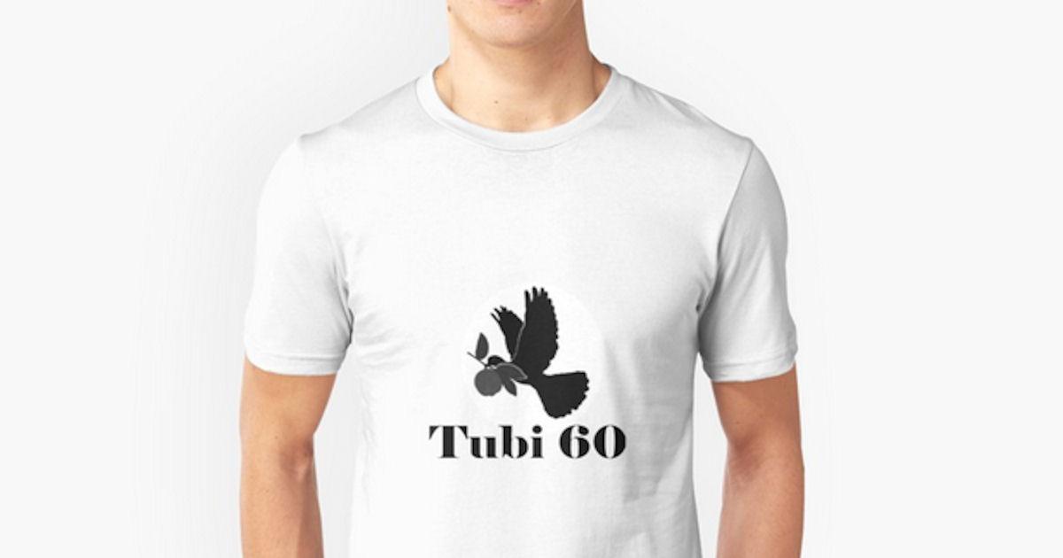 FREE Tubi 60 T-Shirt & Swag