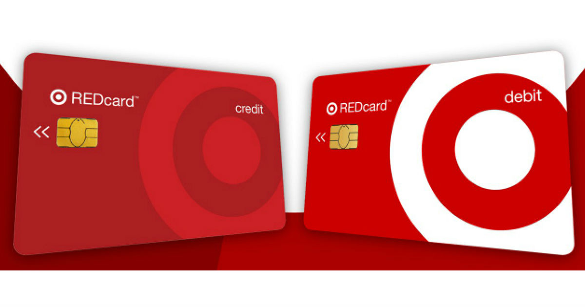 $40 Off $40 Target Purchase Coupon w/ REDcard Sign Up