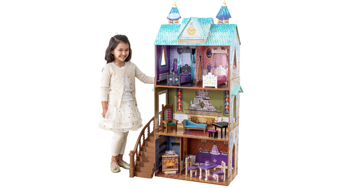 KidKraft Disney Frozen Arendelle Palace Dollhouse ONLY $79.99 (Reg $135)