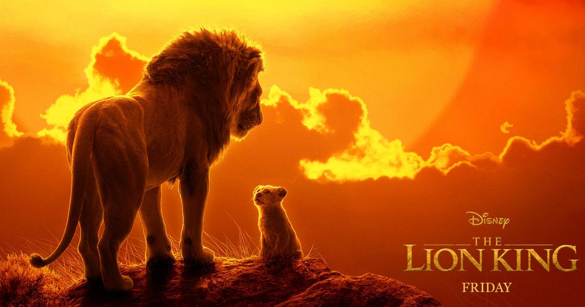 FREE Lion King Movie Ticket