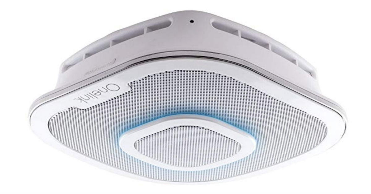Alexa Enabled Smoke & Carbon Monoxide Detector ONLY $140.74