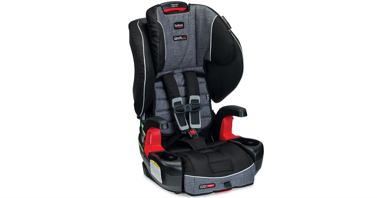 Britax Frontier Harness-2-Booster Car Seat ONLY $190.29