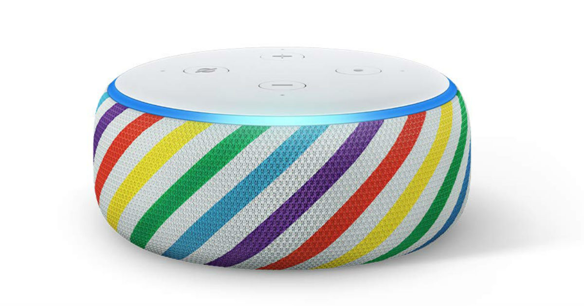 All-New Echo Dot Kids ONLY $44.99 (Reg. $70)
