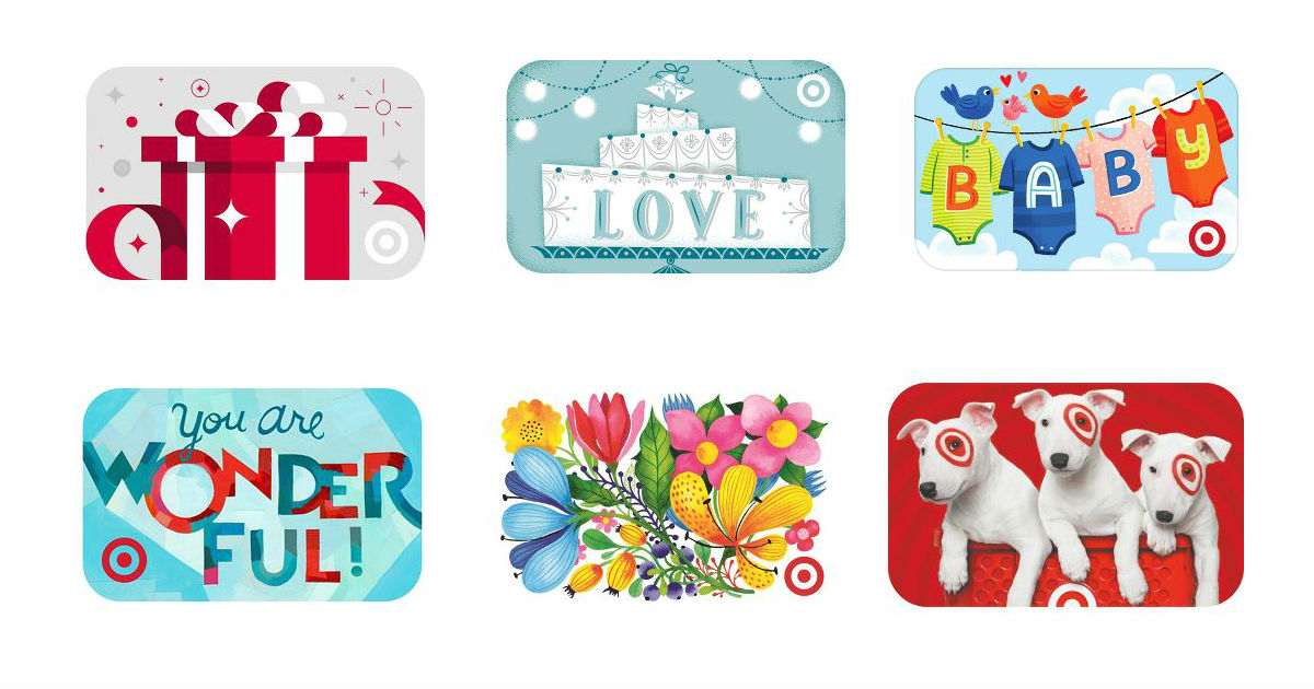 5% Off on Target Gift Cards
