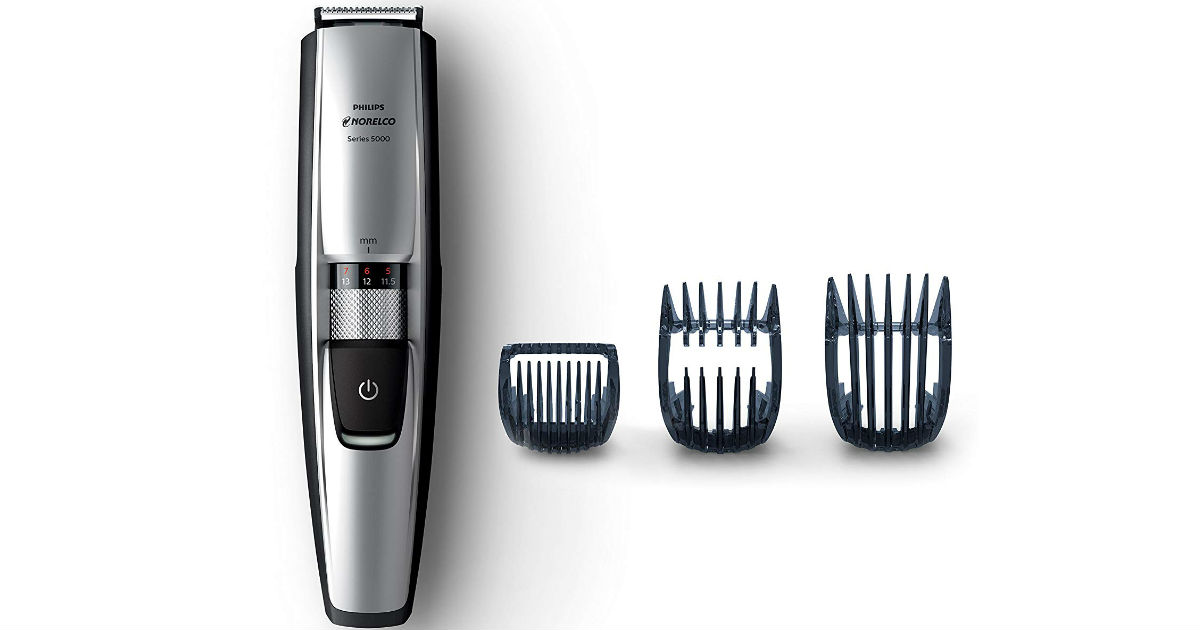 Philips Norelco Beard Trimmer ONLY $29.99 (Reg $47.99)