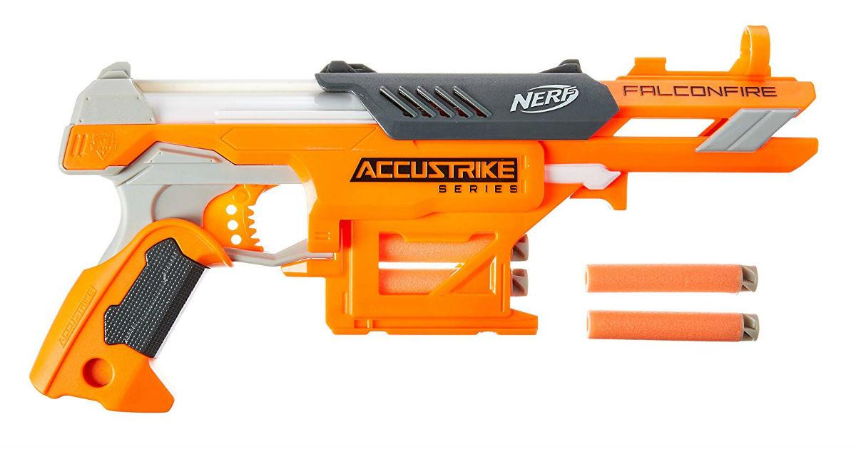 Nerf N-Strike Elite AccuStrike ONLY $7.00 (Reg. $15)