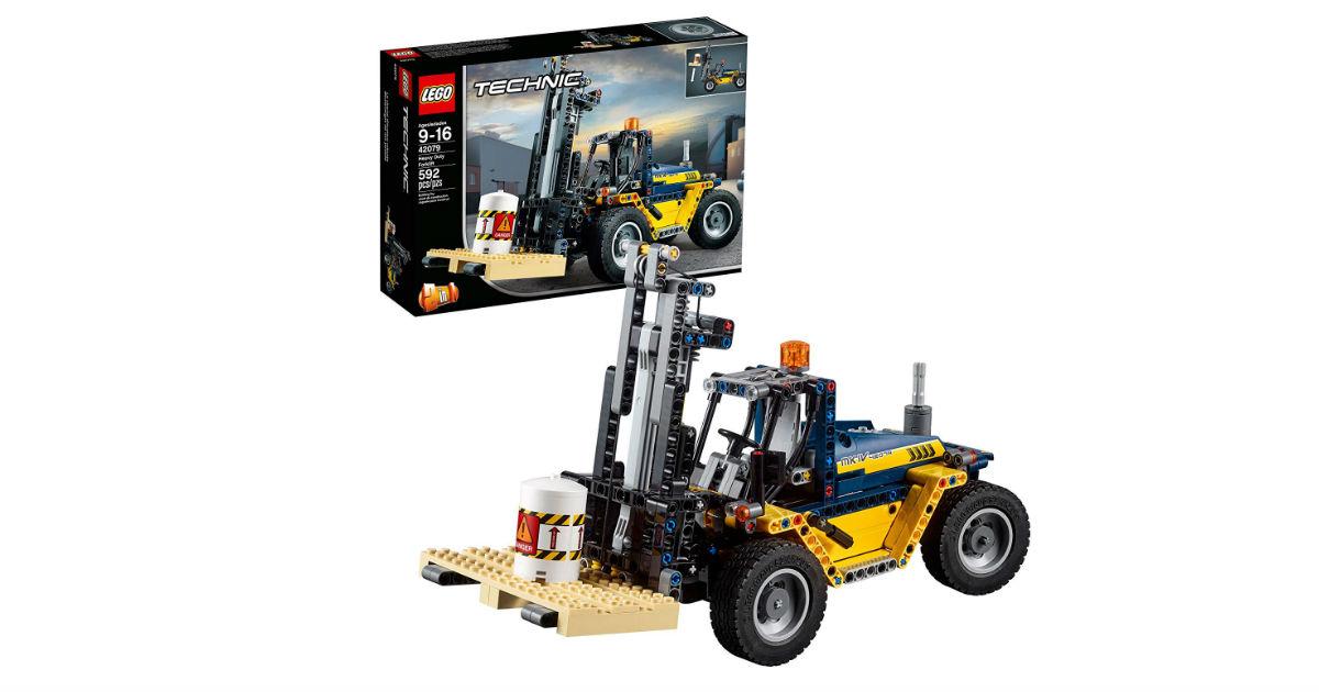 LEGO Technic Heavy Duty Forklift ONLY $41.99 (Reg. $70)