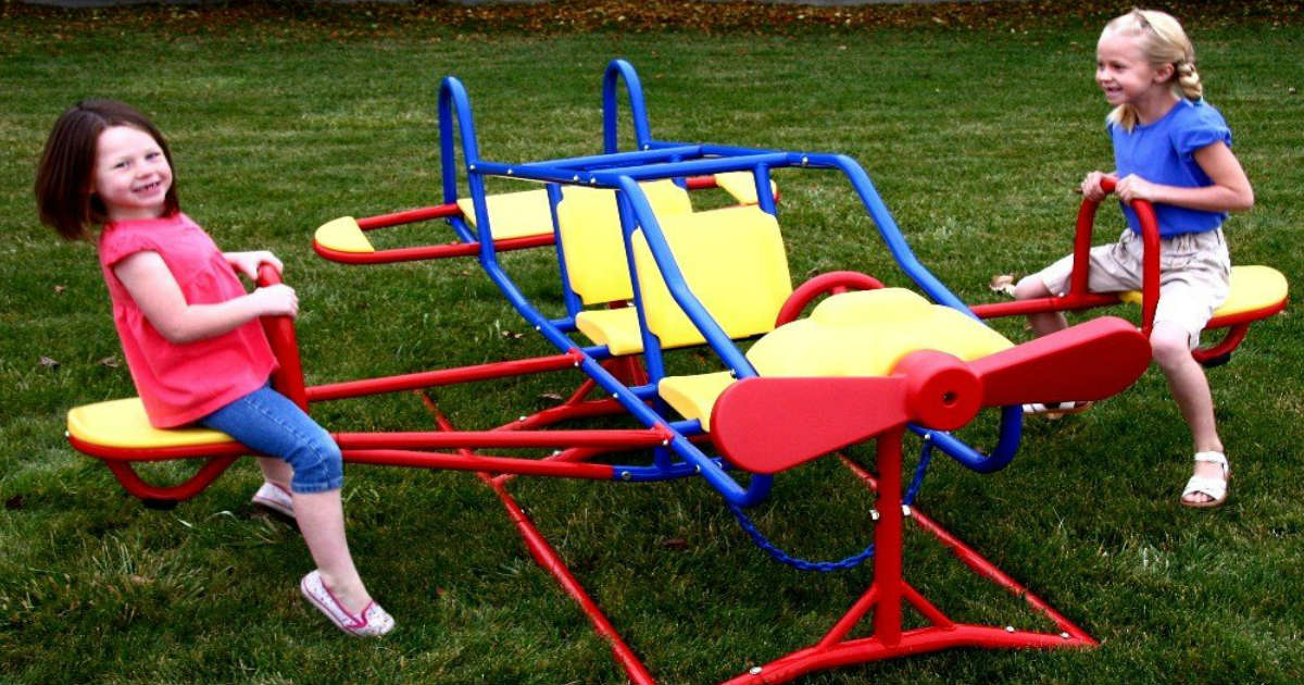 Lifetime Ace Flyer Teeter-Totter ONLY $184.99 (Reg. $230)