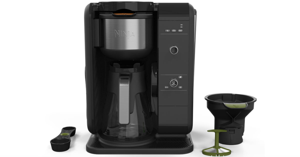Ninja Hot & Cold Brewed System Coffee Maker ONLY $89 (Reg $179)