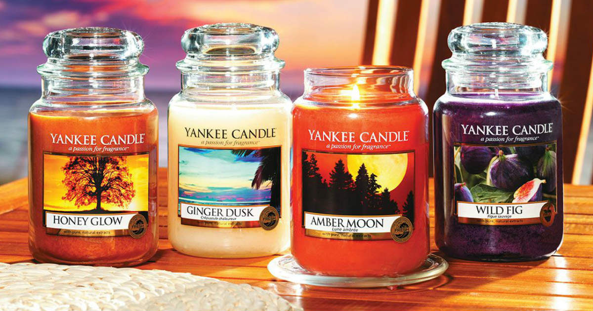 Buy 2, Get 2 Free on All Classic Jar & Tumbler Yankee Candles