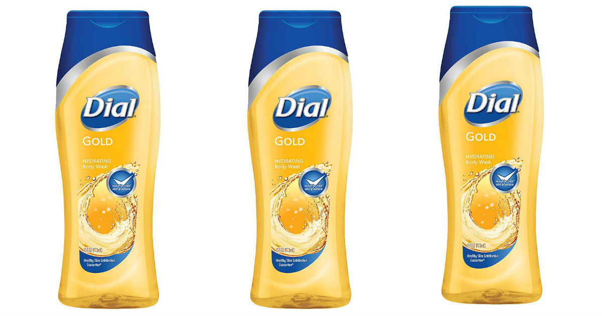 Dial Body Wash at CVS
