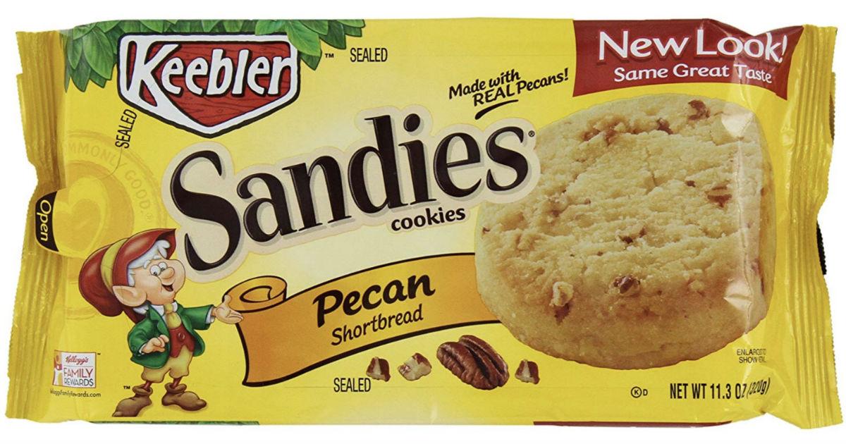 Keebler Sandies Cookies ONLY $1.49 at Walgreens