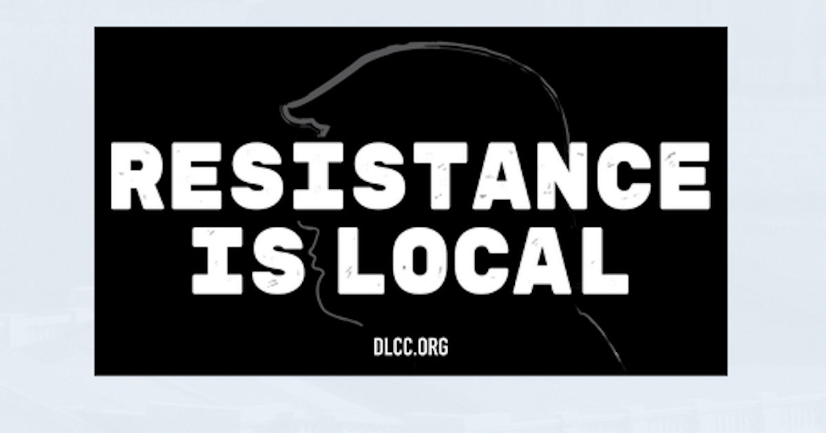 FREE Resistance is Local Stick...