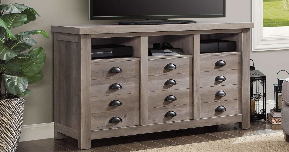 Better Homes And Gardens Tv Cabinet Only 145 Reg 269 Daily