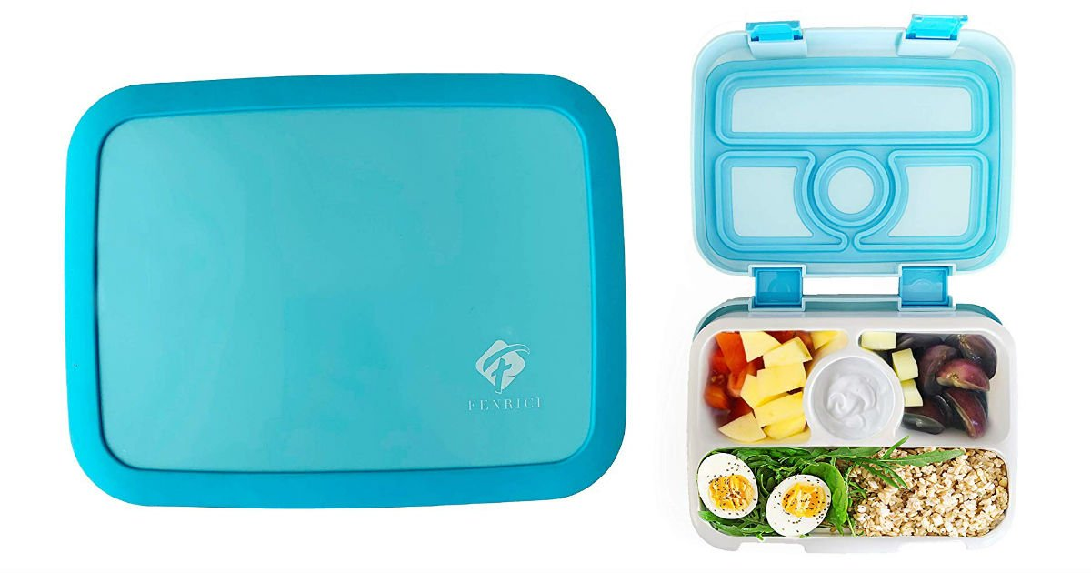 Bento Lunch Box for Kids ONLY $12.50 (Reg. $25)