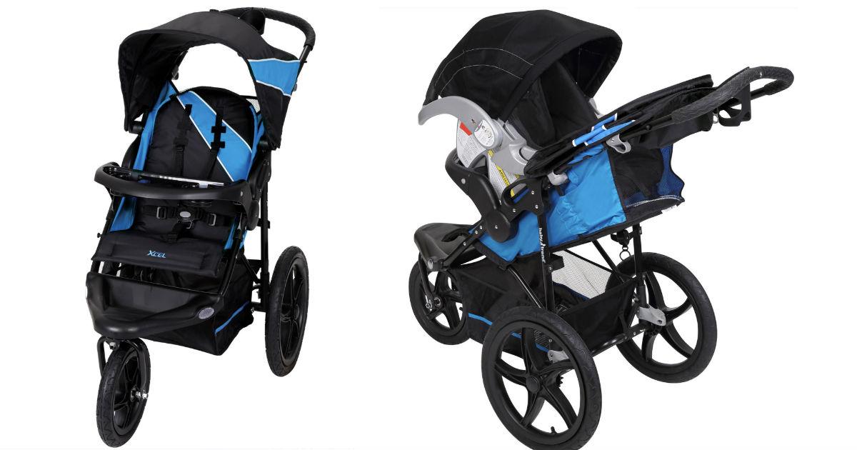 Baby Trend XCEL Jogging Stroll...