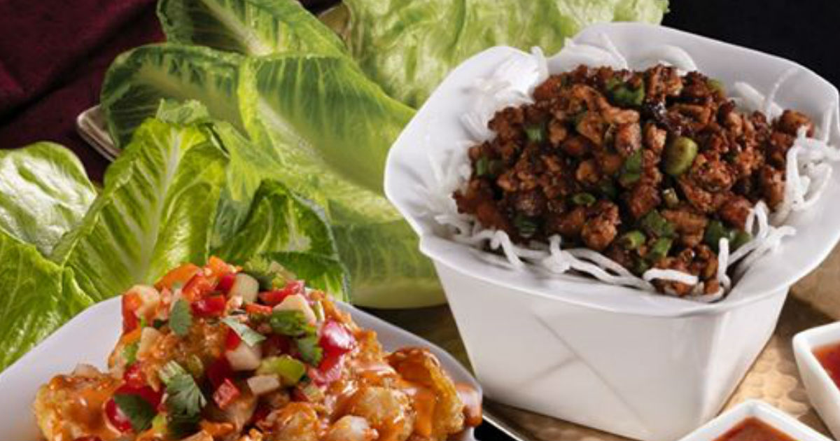 graphic regarding Pf Changs Printable Coupon titled No cost Lettuce Wraps at P.F. Changs - Printable Discount coupons