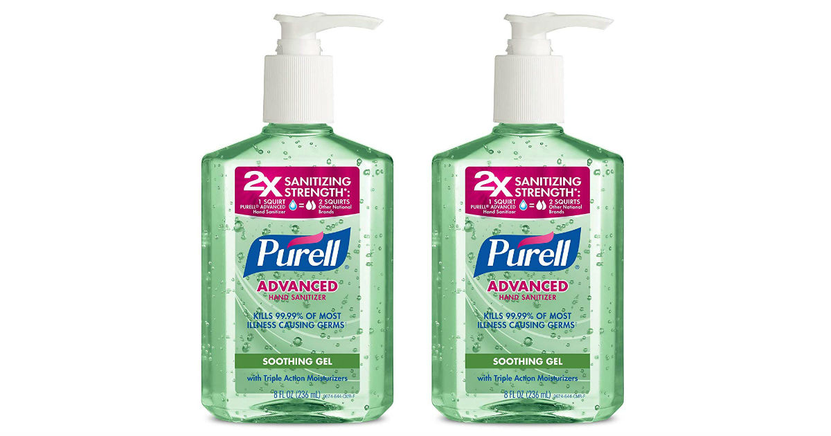 Purell Advanced Hand Sanitizer ONLY $0.77 at Target
