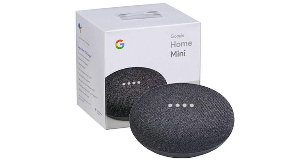 Free Google Home Mini Smart Speaker Free Product Samples