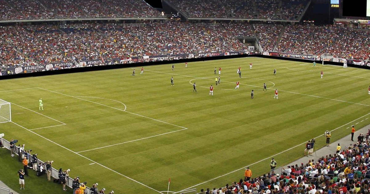 Win a Trip for 2 to Orlando + New England Revolution Tickets