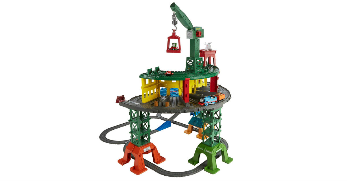 Fisher-Price Thomas & Friends Super Station ONLY $49 (Reg. $100)