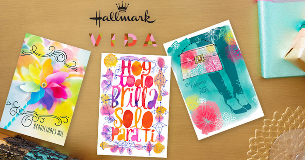 FREE Hallmark Greeting Card...