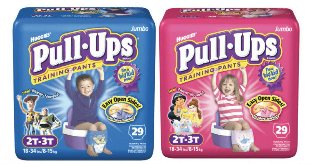 image about Pull Ups Printable Coupons called Huggies Pull-Ups Jumbo Packs Simply $4.49 at CVS - Printable
