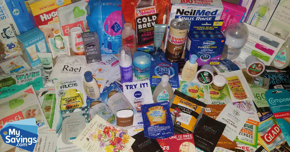 How to Get Free Samples in The Mail - Daily Deals & Coupons