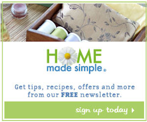 Home Made Simple - Free Samples