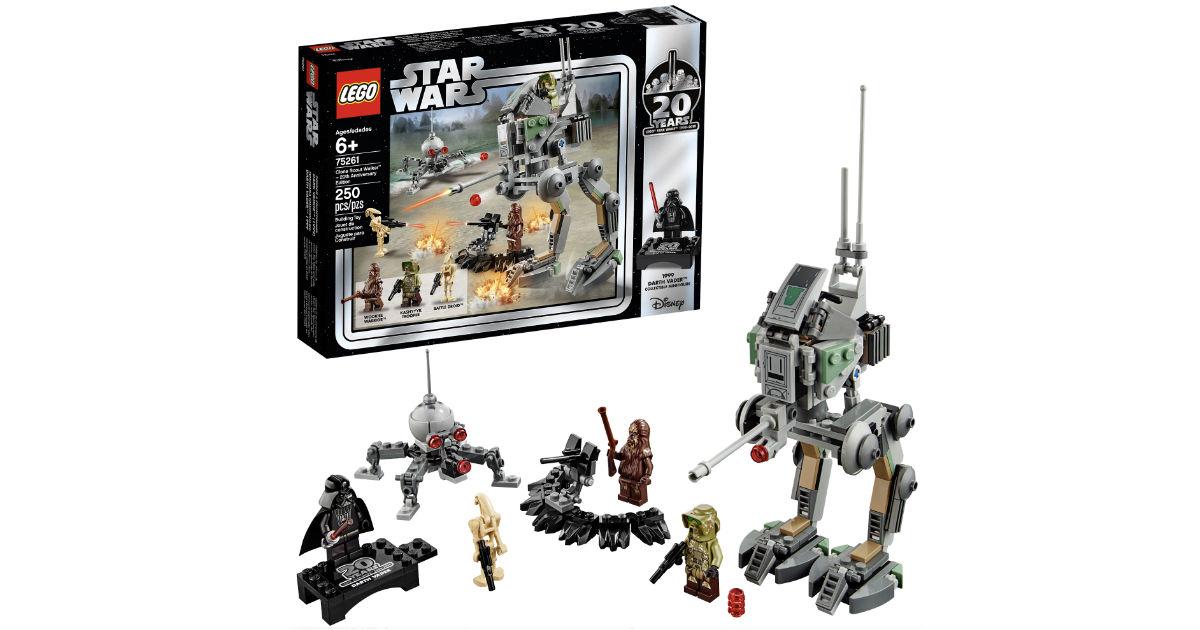 LEGO Star Wars Clone Scout Walker ONLY $18.99 (Reg $30)