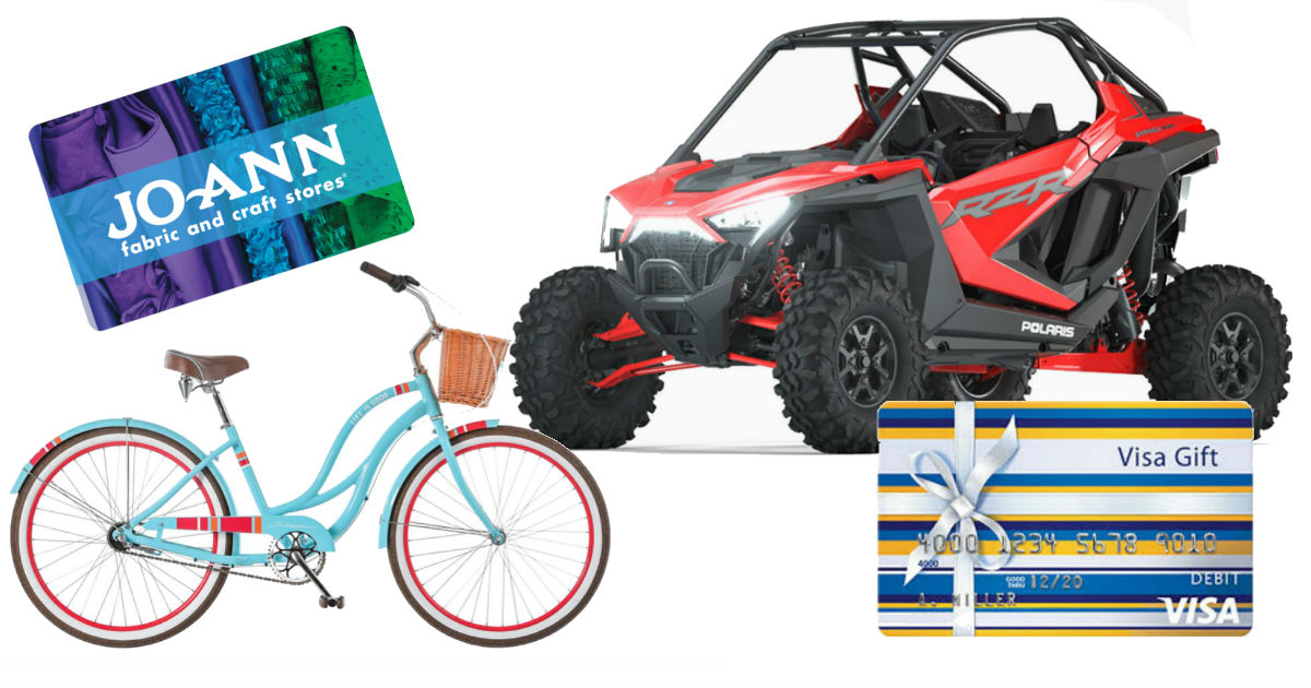 Instant Win & Sweepstakes RoundUp 8/9/19
