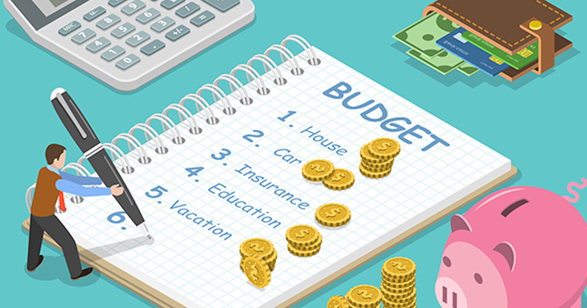 FREE Make a Budget Worksheet T...