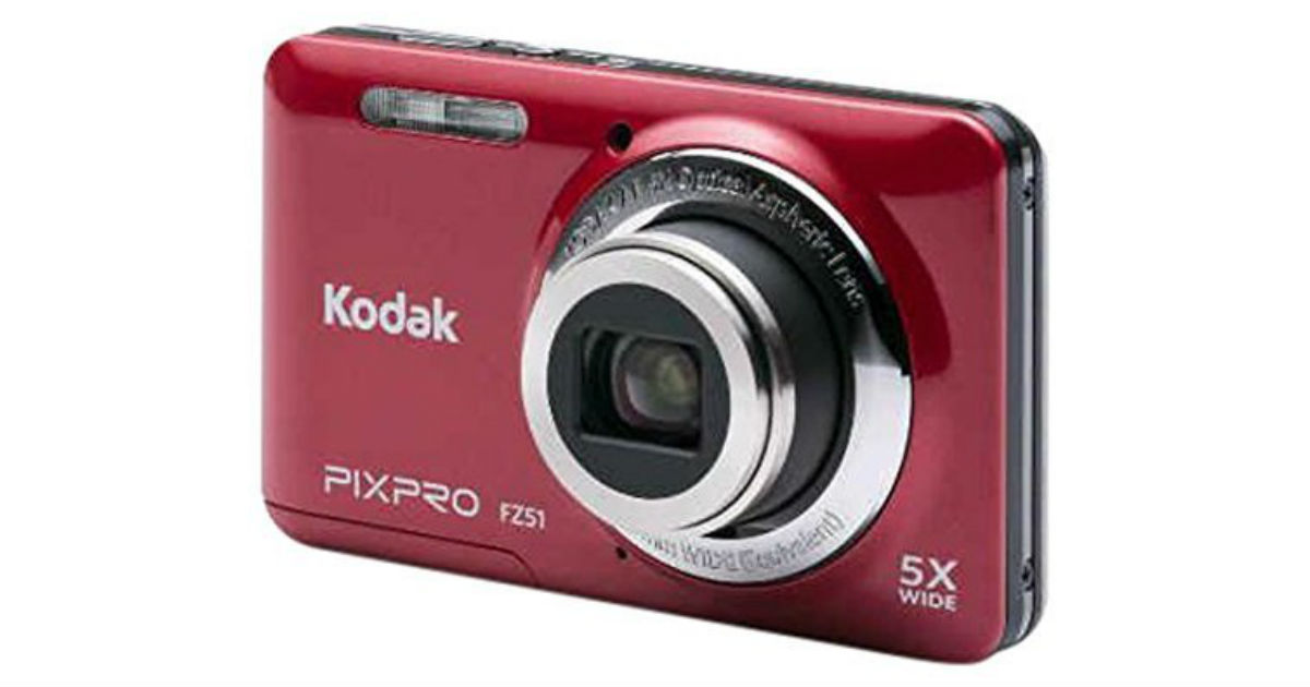 Kodak Digital Camera ONLY $49.99 (Reg. $200)