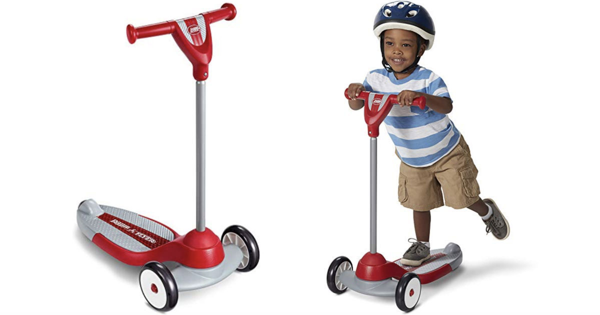 Radio Flyer My 1st Scooter ONLY $22.88 at Amazon (Reg $35)